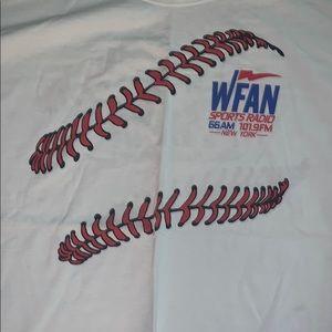 NY METS Baseball Tee NWOT's
